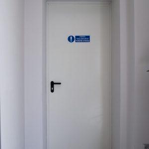 Porta REI a cerniera interno 01